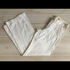 Anthropologie Pilcro & the Letterpress Linen Pants